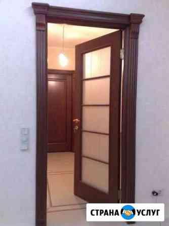 Установка межкомнатных дверей Йошкар-Ола