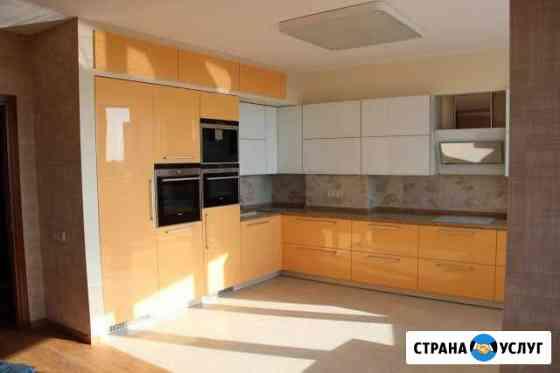 Сборка-установка кухонной мебели. Кухни на заказ Калининград