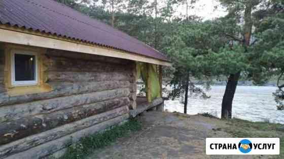 Банька из кедра Горно-Алтайск