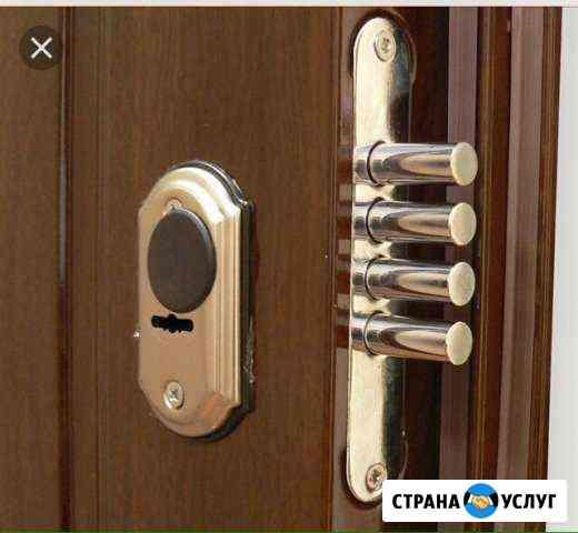 Вскрытие замков дверей, сейфов,гаражей,автомобилей Липецк