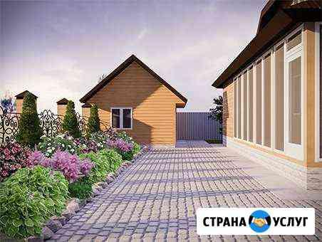 Проектирование участка Ижевск
