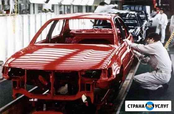 Покраска авто Кисловодск