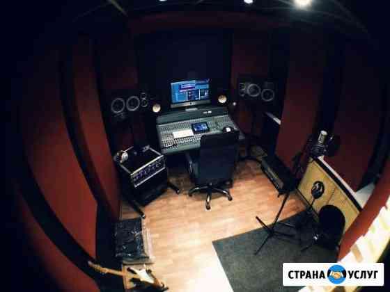 Студия звукозаписи Череповец (fresh sound studio) Череповец