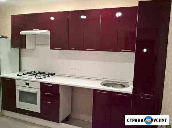 Сборка корпусной мебели любой сложности Киров