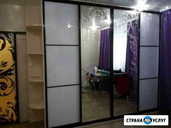 Мебель на заказ Шкафы купе Сургут