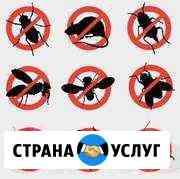 Травим тараканов,клопов,блох,ос,шершней,комаров Хабаровск