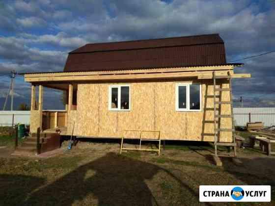 Бригада строителей с опытом работы Воскресенск