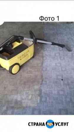 Чистка мягкой мебели и ковровых покрытий Губкинский