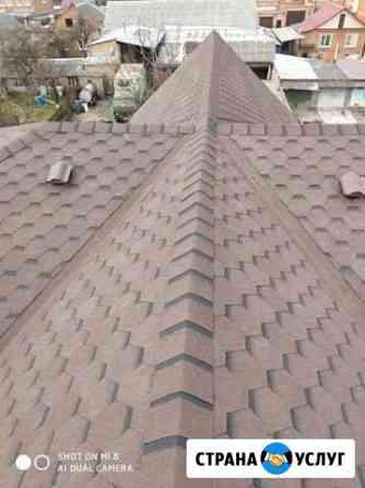 Делаем крыши Акуша