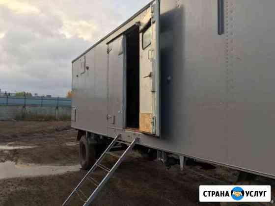 Сдается вагон бытовка в аренду Набережные Челны