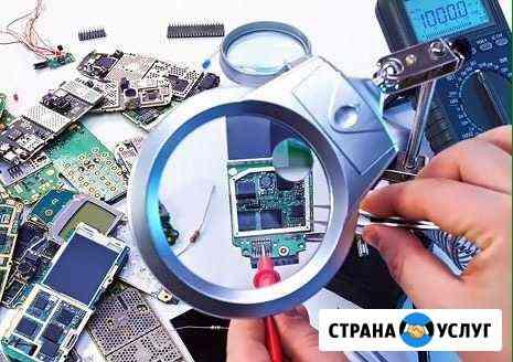 Ремонт сотовых телефонов и планшетов Петропавловск-Камчатский