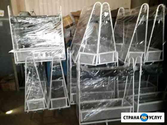 Производство металлоконструкций Аксай