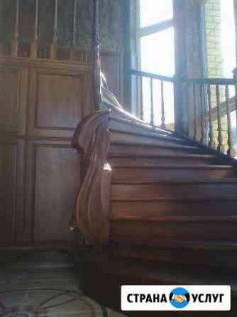 Лестницы,столярные работы Волгоград