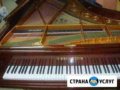 Настройка фортепиано Черногорск