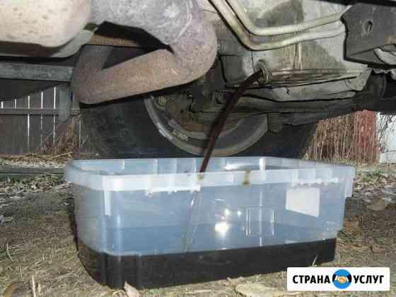Вывоз отработки Ухта