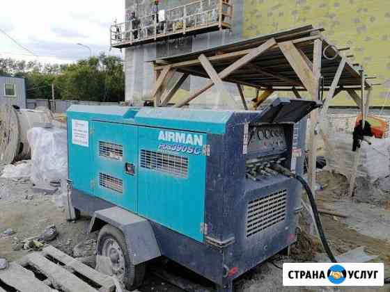 Аренда компрессора от 3 до 25 м3 Тобольск