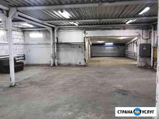 Тёплый гараж посуточно Нижневартовск