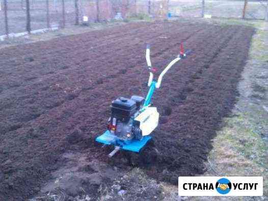 Вспашка земель и покос травы Абинск