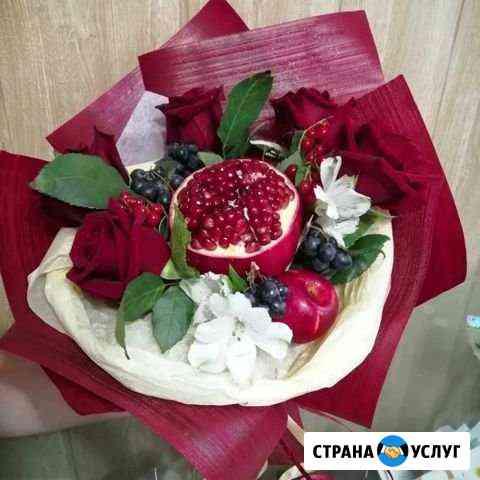 Вкусные букеты Елизово