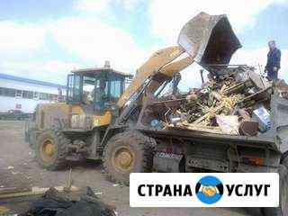 Вывоз мусора Медведево
