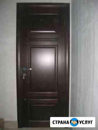 Установка межкомнатных и входных дверей Иваново