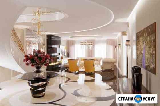 3D визуализация: интерьеры, фасады и другое Краснодар