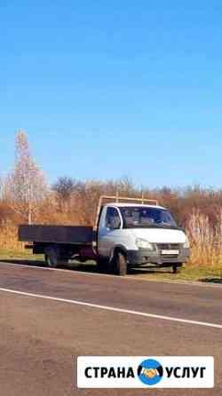 Газель 6 метров открытая бортовая и тент Пермь