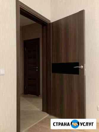 Установка межкомнатных дверей Иркутск