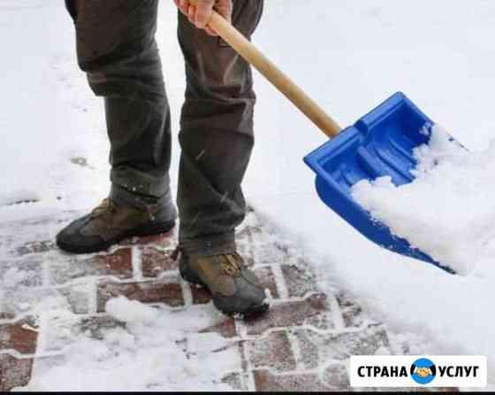 Уборка снега Барнаул