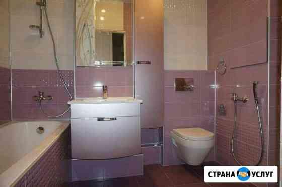 Ремонт ванной комнаты Мытищи