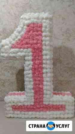 Цифра 1 для украшения праздника Горно-Алтайск