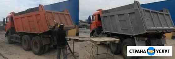 Пескоструйная очистка. Любой объем работы Нижний Новгород