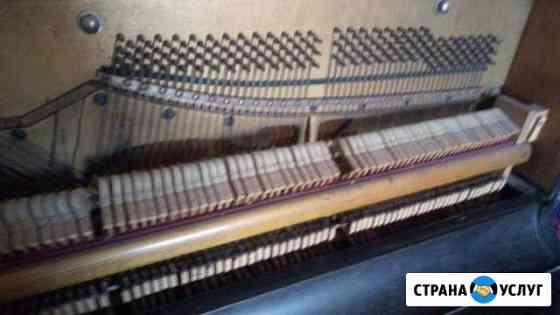 Настройка фортепиано Рязань