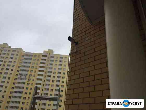 Видеонаблюдение скуд Екатеринбург