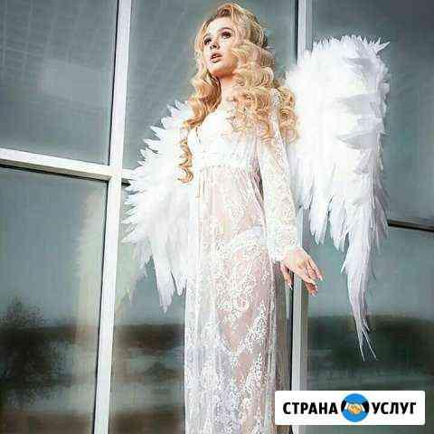 Крылья ангела в аренду Саранск