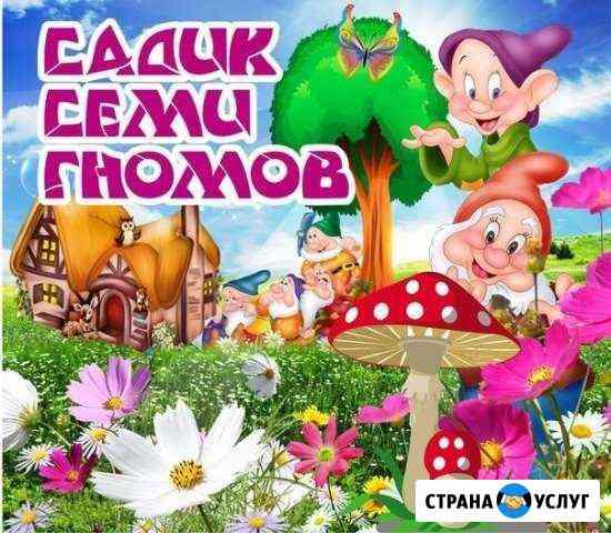 Частный детский сад Центр Развития Семь гномов Калининград