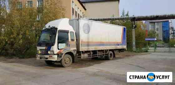 Услуги грузовика Якутск