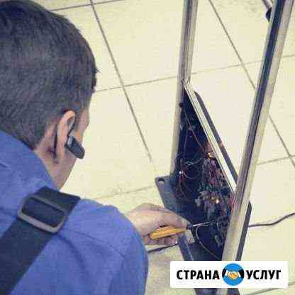 Настройка антикражного оборудования Омск
