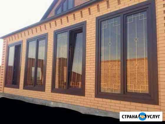Пластиковые окна и двери Назрань