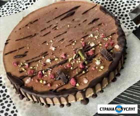 Пп торты на заказ Абакан