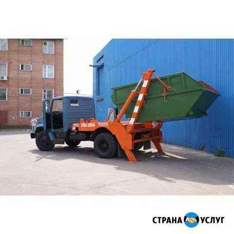 Вывоз мусора Мурманск