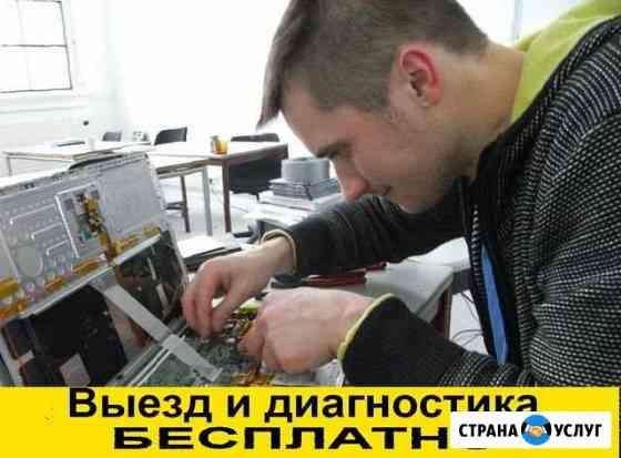 Ремонт Компьютеров Ремонт Ноутбуков Выезд на Дом Кострома