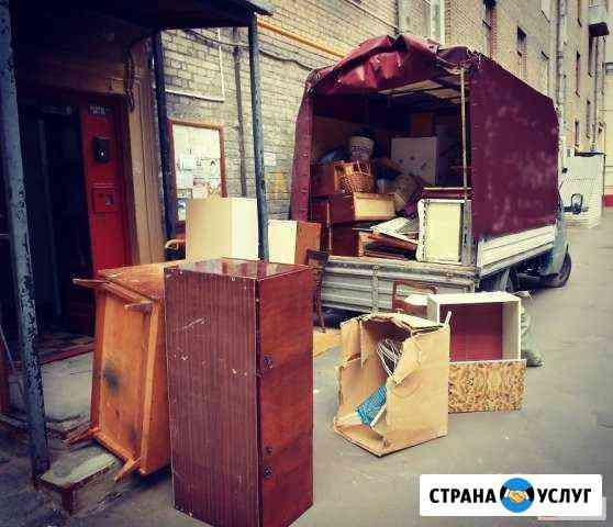 Вывоз старой мебели на свалку Тверь