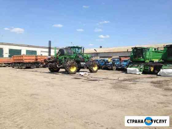Ремонт механизмов и агрегатов почвообрабатывающих Михайловка