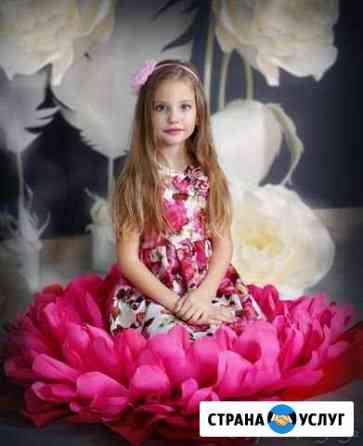 Цветок Дюймовочки для фото Мурманск