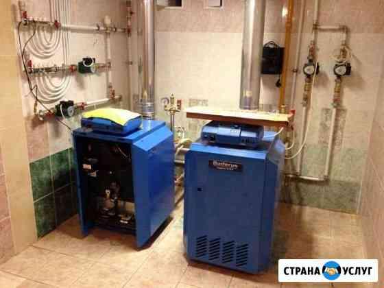 Проектирование и монтаж отопления, котлов Нижний Новгород