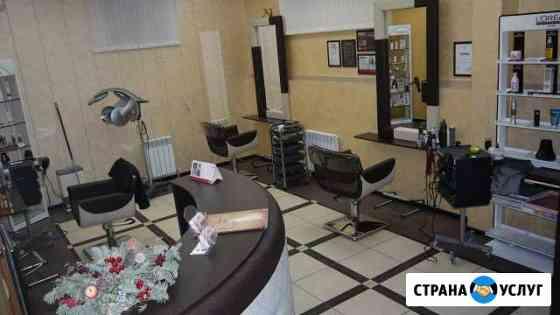 Рабочее место парикмахера в студии красоты Нижний Новгород