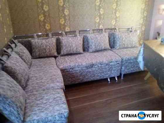 Реставрация мягкой мебели Евпатория