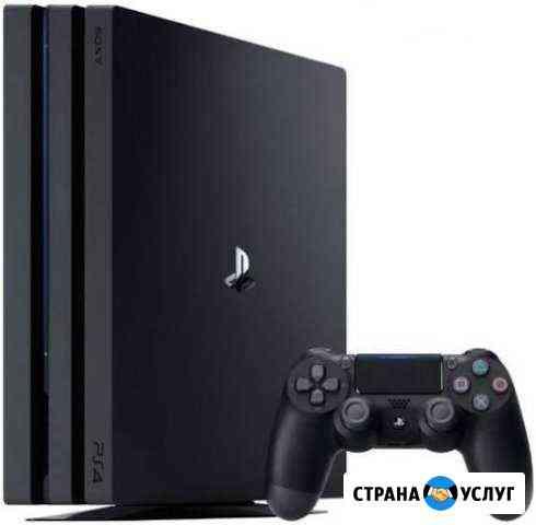 Sony Playstation 4 Pro в аренду/ PS4 pro Курск