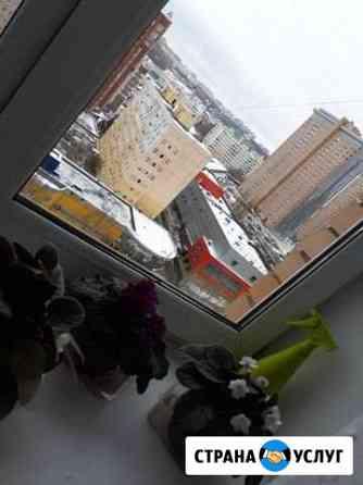 Моем окна до блеска Уфа